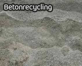 Betonrecycling liefern berlin